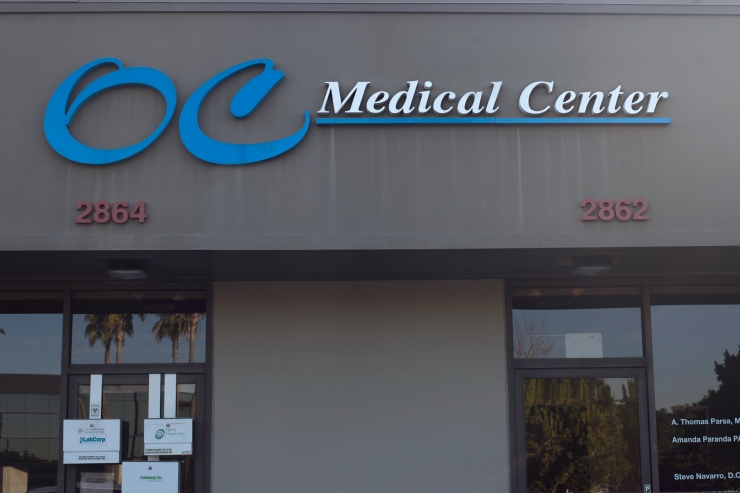 OC Medical Sign